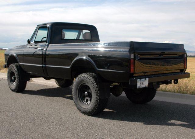 1967 Chevrolet K 10 Custom Rebuilt Like New 13k Miles