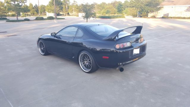 1994 toyota supra single turbo. Black Bedroom Furniture Sets. Home Design Ideas