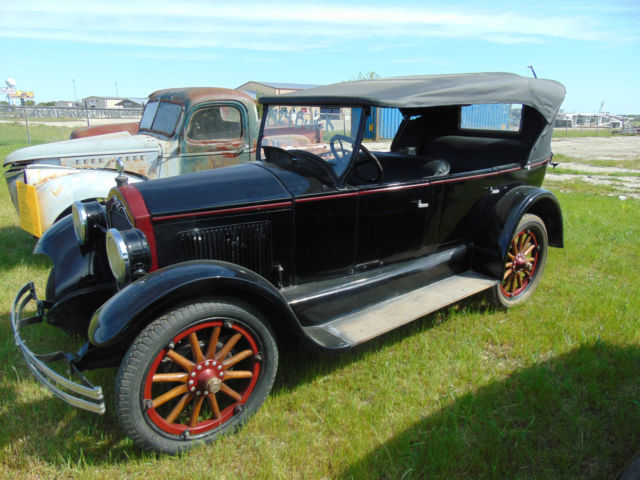 1924 Buick 4 Door Touring Car Barn Find 1920 1921 1922