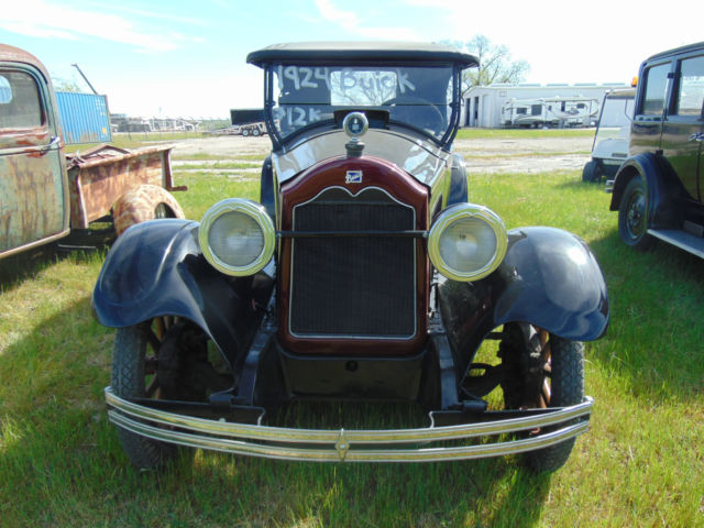 1924 buick 4 door touring car barn find 1920 1921 1922 for 1927 nash 4 door sedan