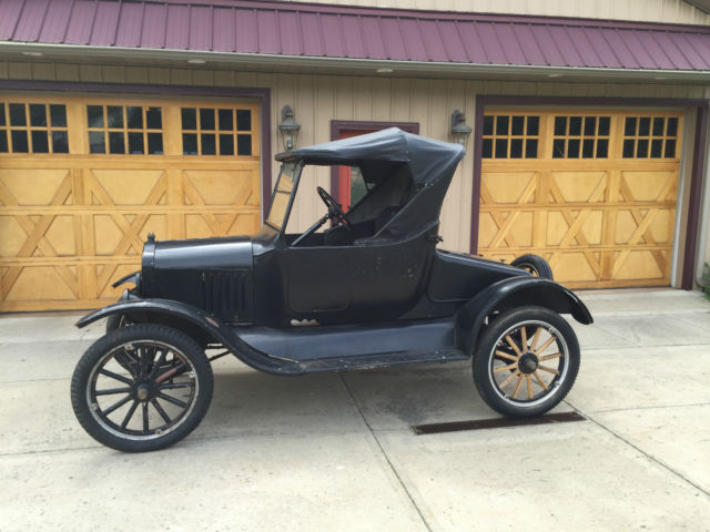 1924 ford model t roadster barn find original classic for Warren midtown motors ford