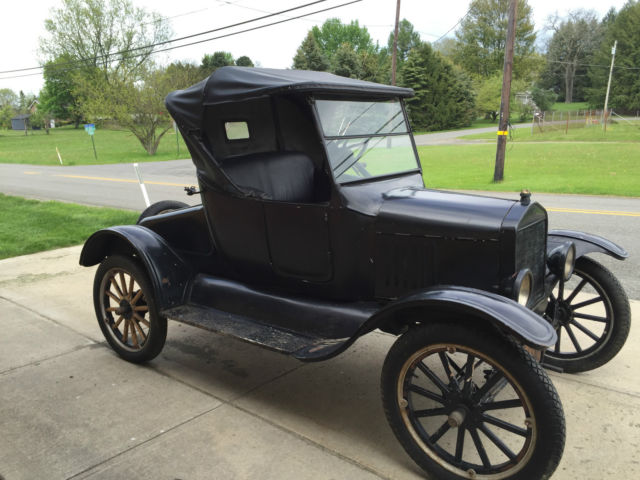 1924 Ford Model T Roadster Barn Find Original Classic