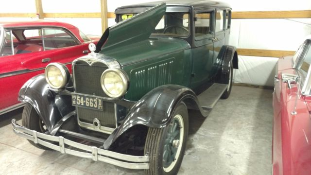 1927 dodge 4 door sedan roger bryden collection for 1927 nash 4 door sedan