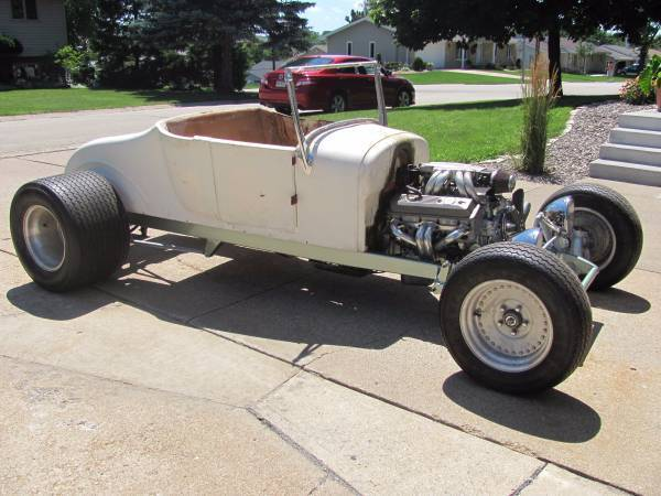 1927 Ford Roadster Model T Hot Rod Rat Rod No Reserve