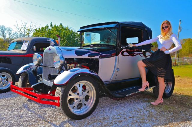 Ford Model A Hot Rod Sport Coupe