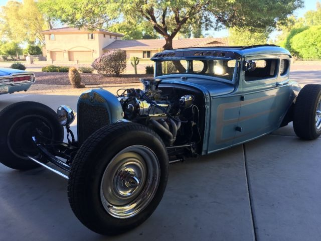 1929 ford 5 window coupe rat rod for 1929 ford 5 window coupe