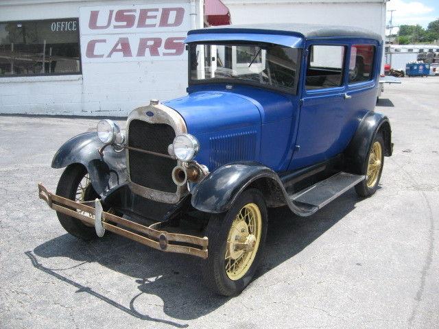 1929 ford model a 2 door sedan for 1929 ford model a 4 door sedan