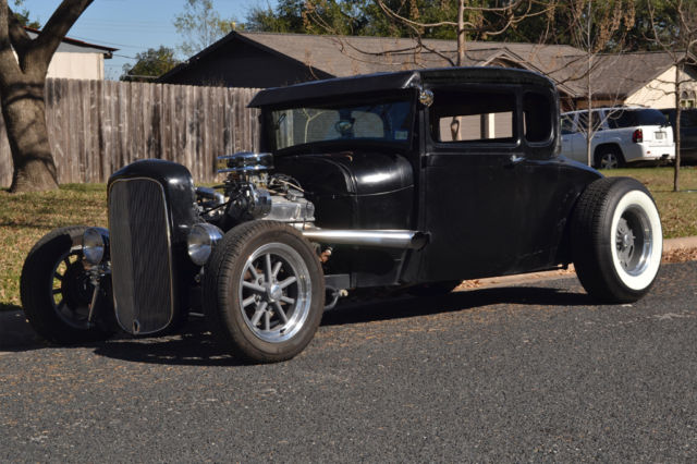 1929 ford model a ford 5 window coupe hot rod rat rod for 1929 ford 5 window coupe