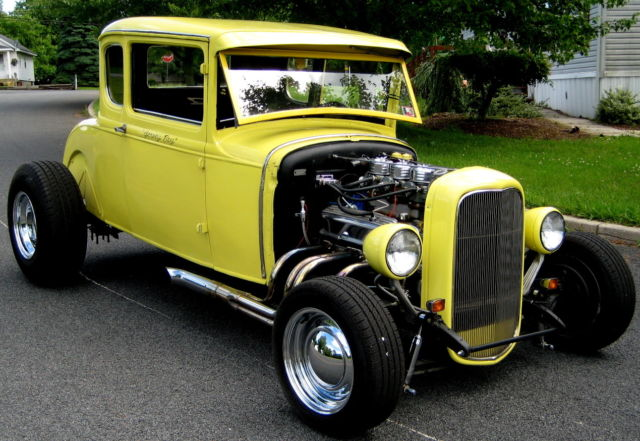 1930 5 window coupe resto mod americangraffiti look chevyv for 1930 ford 3 window coupe