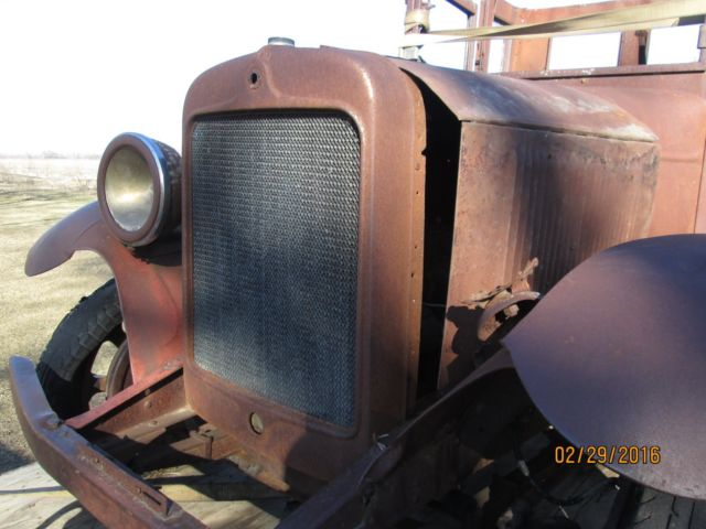 1928 1935 Any Make Flatbed Truck For Sale: 1930 Dodge Truck 1928 1929 1931 1932 1933 1934 1935 1936