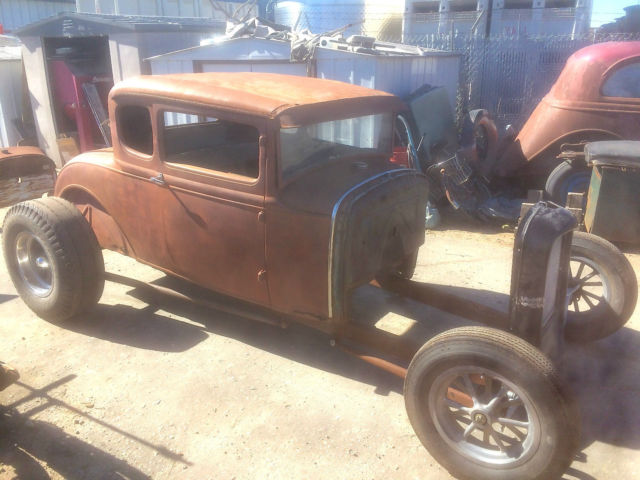 1930 ford model a chop top 5 window coupe hot rod project. Black Bedroom Furniture Sets. Home Design Ideas