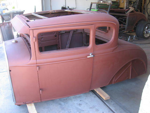 1930 Ford Model A Coupe Hotrodstreetrodratrodother Makesvintageproject