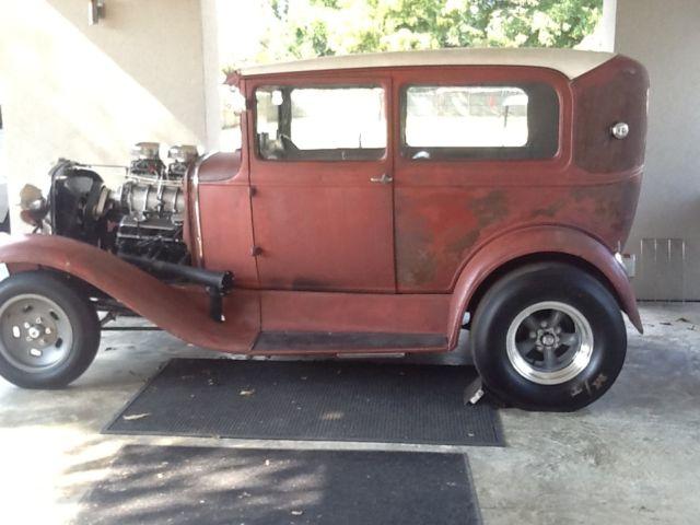 1930 model a 2 door sedan hot rod gasser street rod 1929 for 1930 chevy 4 door
