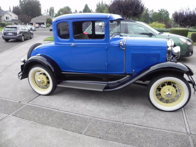 1930 model a ford 5 window coupe original and all steel for 1930 ford 3 window coupe