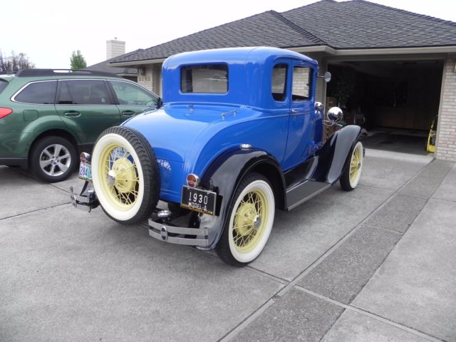 1930 model a ford 5 window coupe original and all steel for 1930 model a 5 window coupe