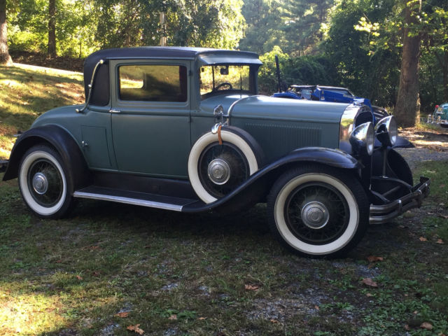 1931 Buick Sport Coupe