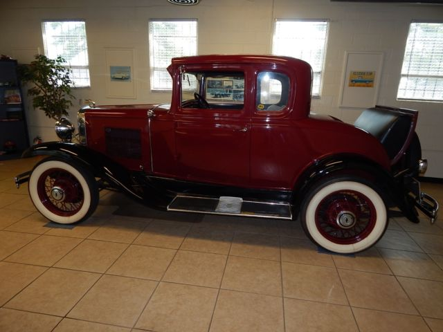 1931 chevrolet 5 window sport coupe in virginia for 1931 chevy 3 window coupe
