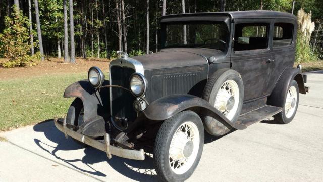 1931 chevrolet coach 2 door original only once for 1931 chevrolet 2 door sedan