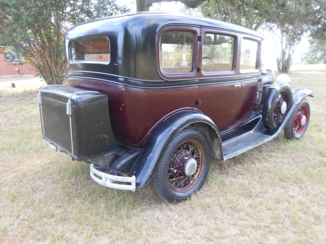 1931 chevrolet sedan car for 1931 chevrolet 4 door sedan