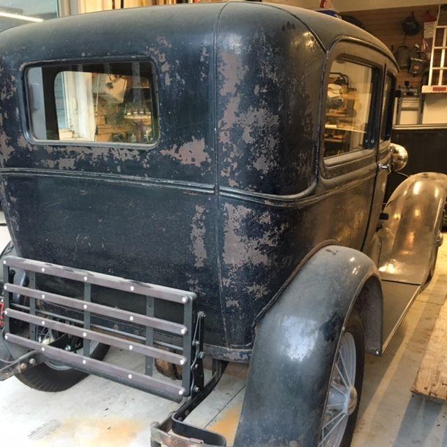 1931 ford model a 2 door sedan canadian for 1931 ford model a 2 door sedan