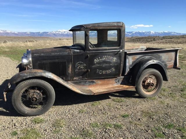 1930 Pickup Truck >> 1931 Ford Model A Pickup, Classic Survivor, Possible Rat Rod or Hot Rod