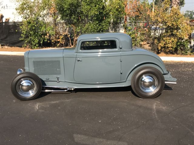 1932 Ford 3 Window Coupe Street Rod Hot Rod 1933 1934