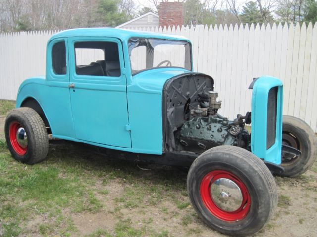 1932 ford 5 window coupe henry ford steel body hotrod for 1932 ford 3 window coupe for sale in canada