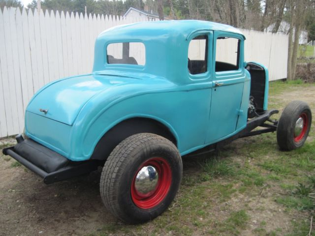 1932 ford 5 window coupe henry ford steel body hotrod
