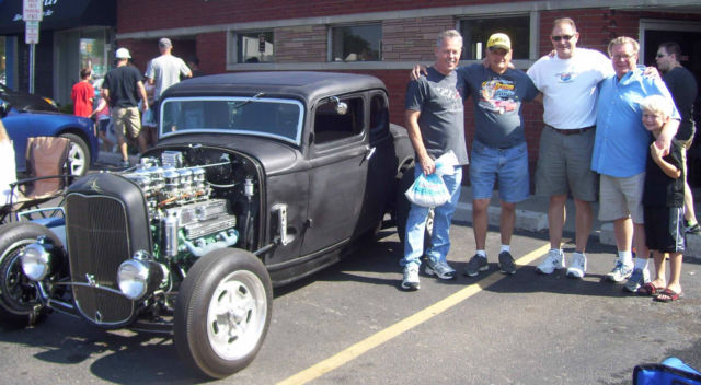 1932 ford 5w steel coupe 465 super wildcat engine for Ford motor credit franklin tn