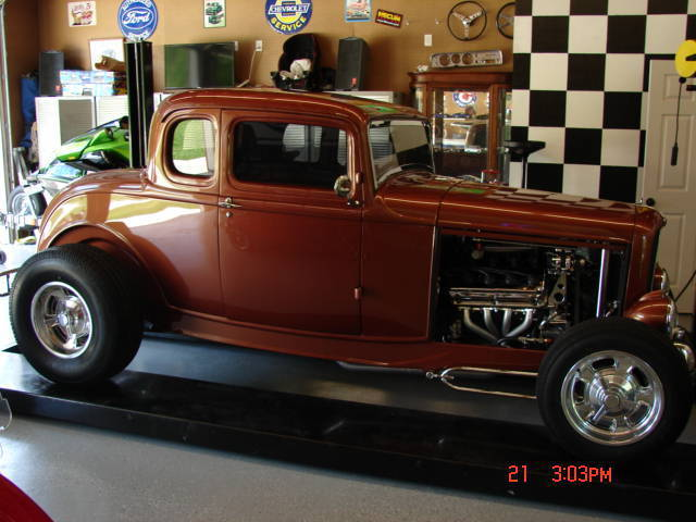 1932 ford coupe five window henry steel for 1932 five window coupe