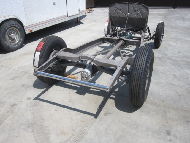 how to build a hot rod chassis