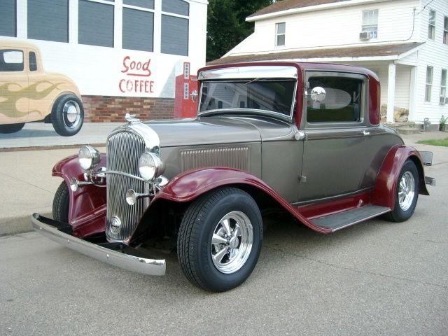 1932 plymouth 3 window coupe all steel for 1932 plymouth 2 door sedan