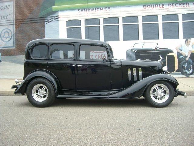 1933 chevy 4 door sedan for 1933 chevy 2 door sedan