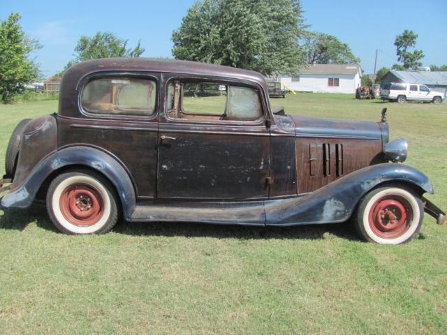 Used Cars For Sale In Oklahoma >> 1933 Master Eagle Chevrolet Sedan NOT Ford NOT 1932