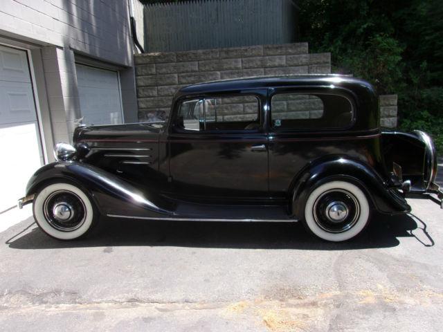 1934 chevrolet chevy coach two door sedan low mileage for 1934 chevrolet 2 door sedan