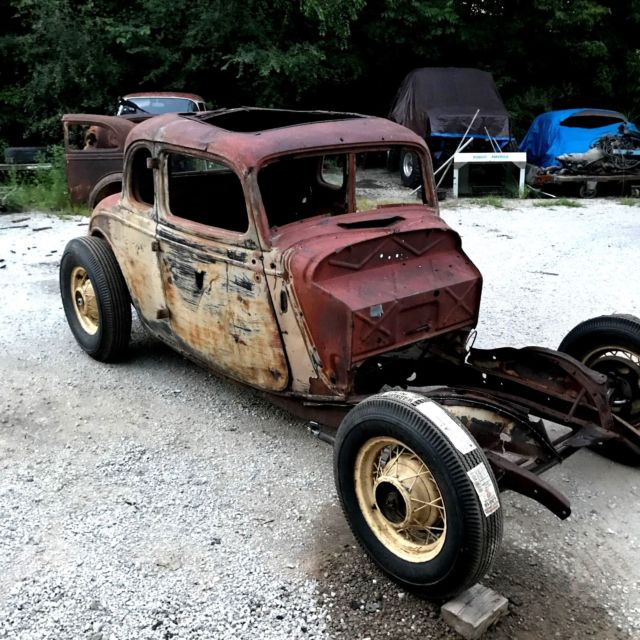 1934 ford five window coupe hot rod rat scta model 40 for 1934 ford 5 window for sale