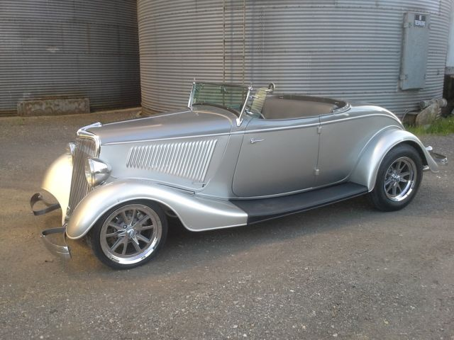 32 Ford Street Rod Parts : Ford steel roadster coupe hot rod street