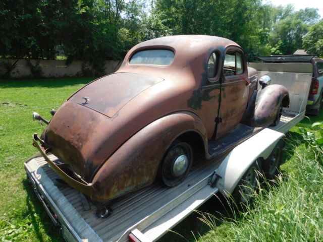 1935 chevrolet master 5 window coupe suicide doors rare for 1936 chevy 5 window coupe