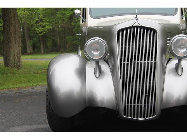 1935 plymouth 5 window 100 miles silver 2 door 454 cu in for 100 doors 2 door 11