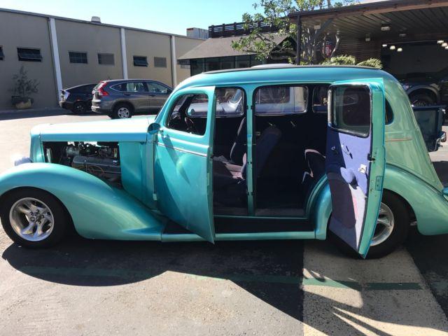 1935 plymouth sedan hot rod 440 big block all steel cold for 1935 plymouth 4 door sedan