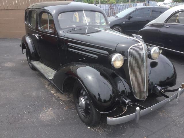 1936 chevy 4 door sedan for 1936 chevy 2 door