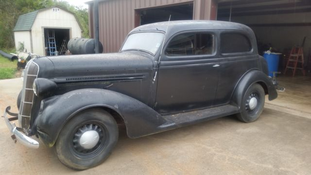 1936 dodge 2 door for 1936 dodge 4 door sedan