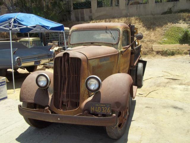 1936 dodge lf36 1 1 2 ton truck 136 wheelbase. Black Bedroom Furniture Sets. Home Design Ideas