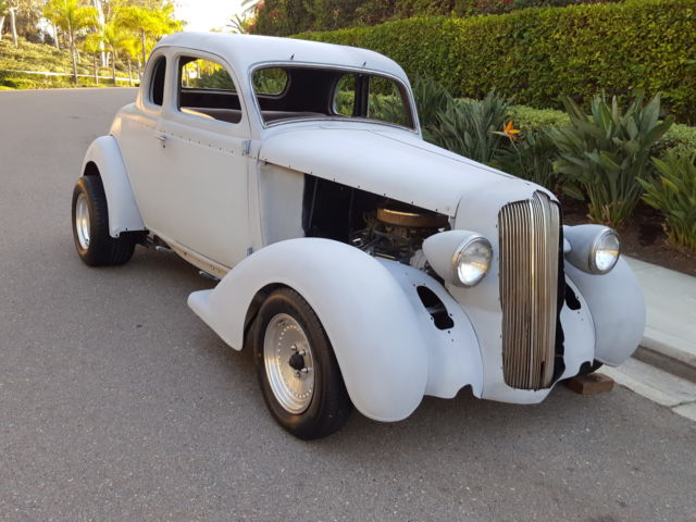1936 plymouth chevy 400 v8 auto hotrod street rod cruiser for 1936 plymouth 5 window coupe sale