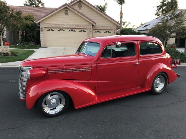 1937 chevy 2 door sedan street rod for 1937 chevy 2 door coupe