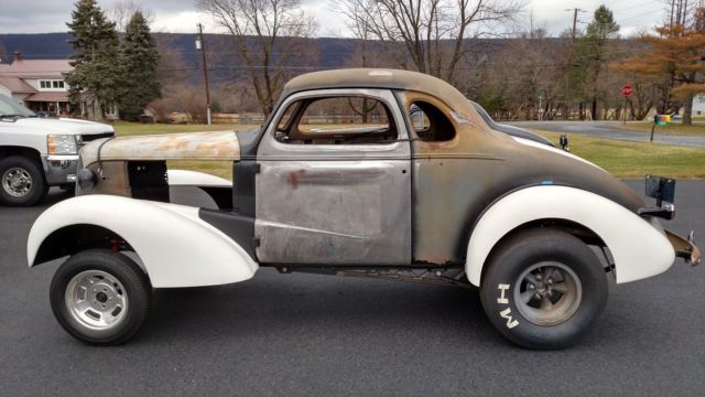 1937 Chevy Coupe For Sale On Craigslist >> 1937 Chevy Coupe Old School Gasser Project
