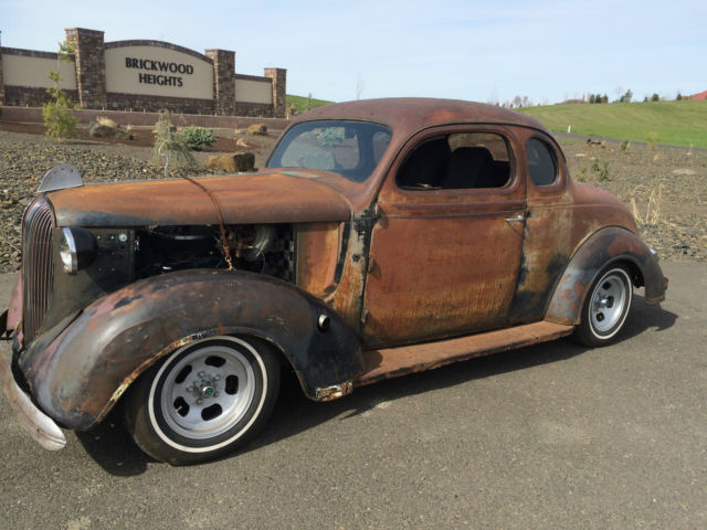 1937 Dodge Coupe Hot Rod Rat Rod No Reserve