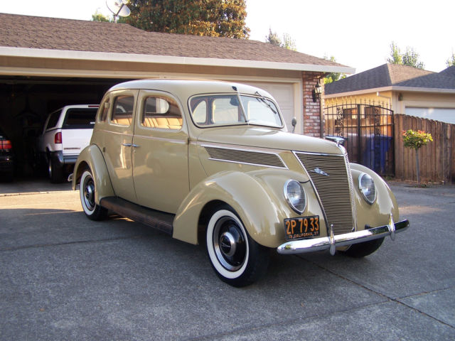 1937 ford 4dr slantback for 1937 ford 4 door sedan