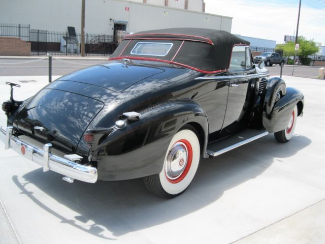 Lasalle Convertible Coupe on Cadillac Classic Cars Arizona