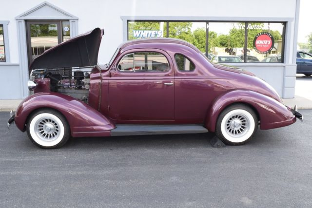 Pay Indiana Sales Tax >> 1937 Nash Lafayette 400 5 Window Coupe Business Coupe